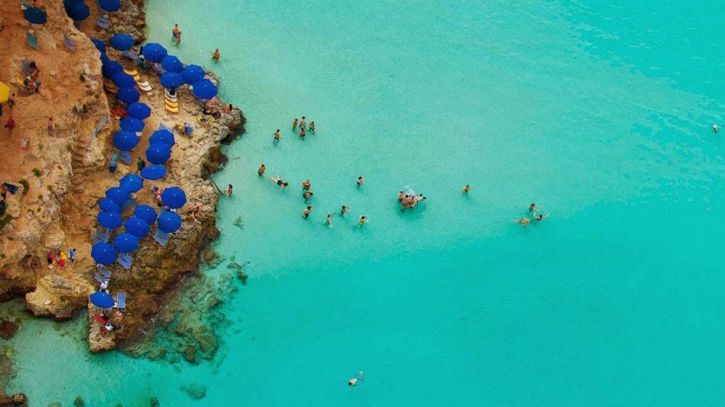 plages Malte