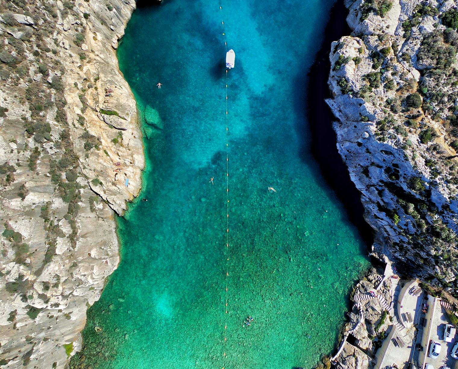 Malte et la mer