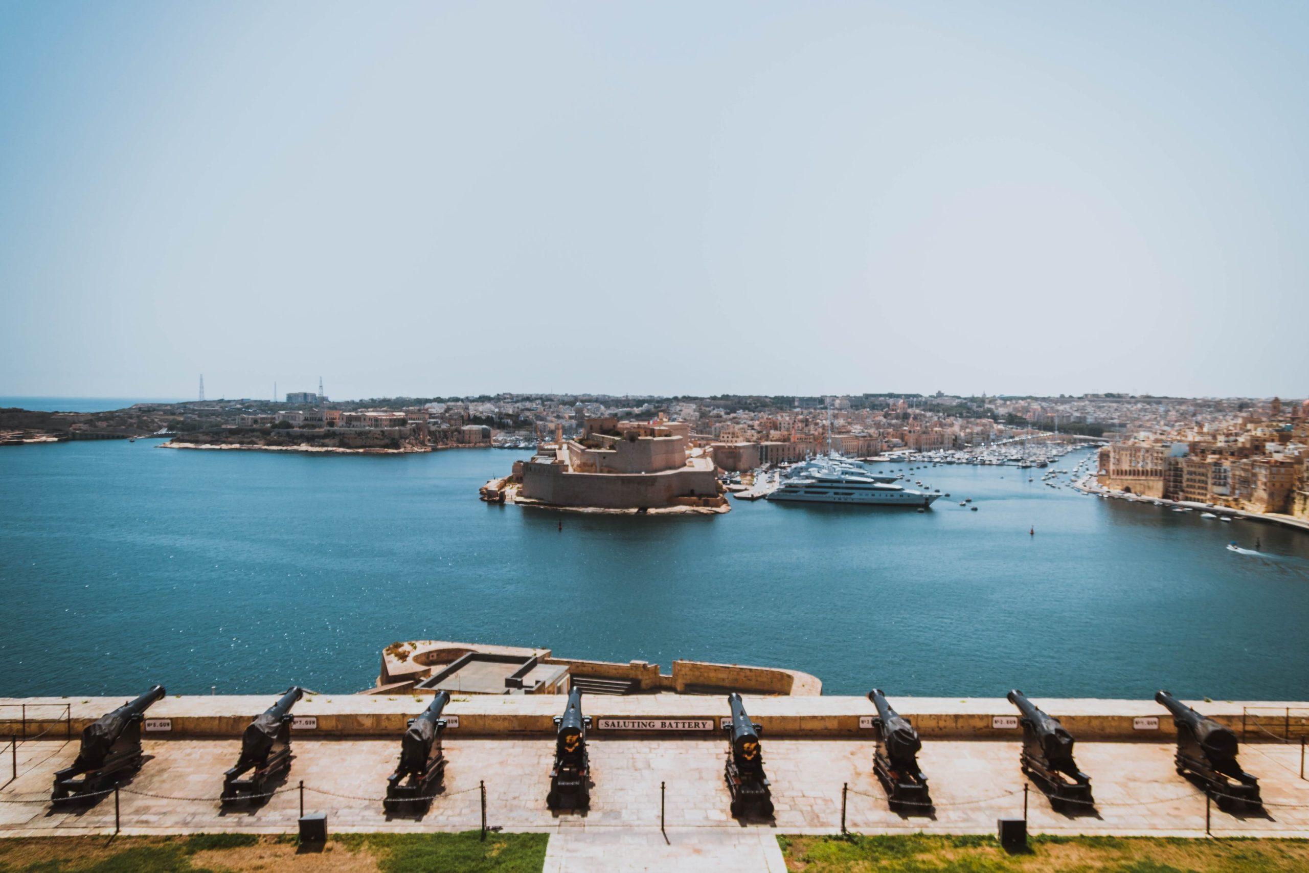 En voyage à La Vallette