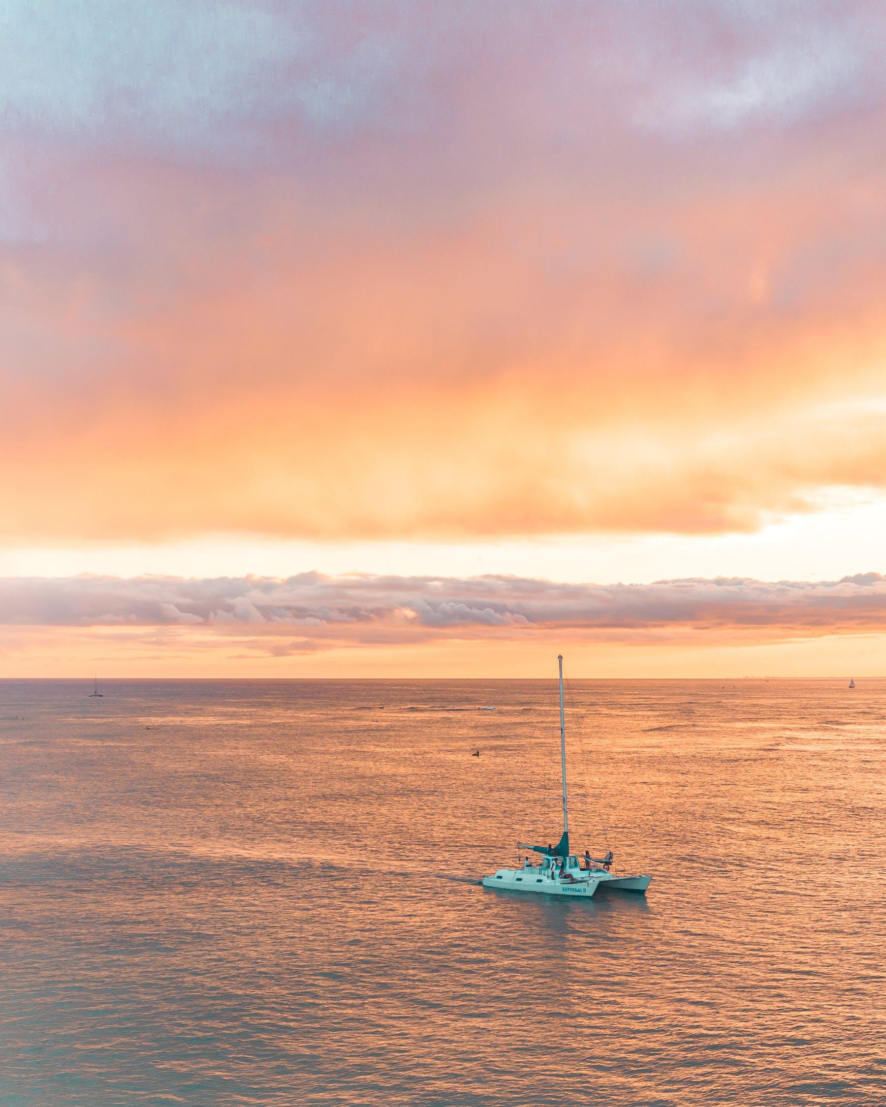 Malte en bateau